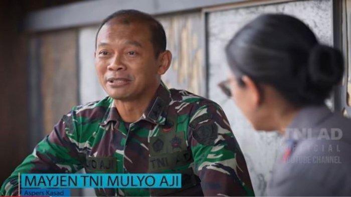 Sosok Mayjen TNI Mulyo Aji, Asisten Jendral Andika Kini Jabat Pangdam Jaya, Mahir Bidang Infanteri