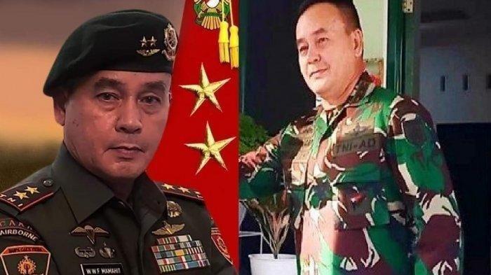 Sosok Mayor Jenderal Wanti Waranei F Mamahit, Pangdam XIII/Merdeka