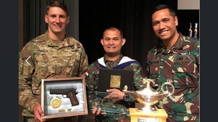 KISAH Mayor Inf Alzaki Perwira TNI Angkatan Darat yang Lalui Masa Kecil Sebagai Pedagang Asongan