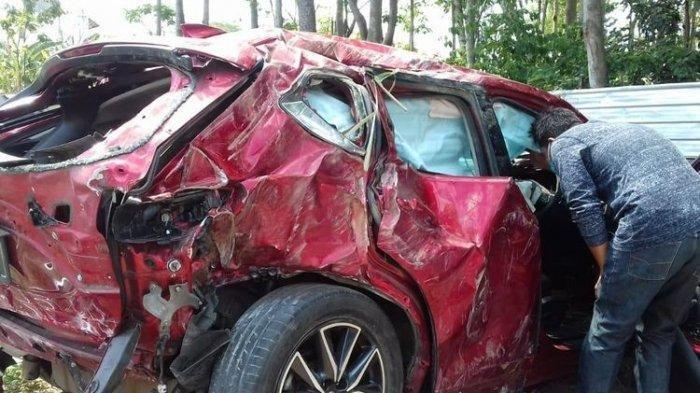 Berkat Seatbelt, Pria Ini Berhasil Selamat Dari Kecelakaan Maut