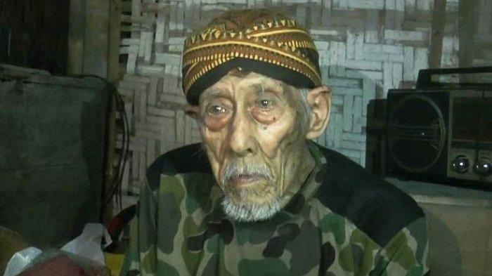 Ingat Mbah Arjo, Orang Tertua Indonesia, Hidup Selama 193 Tahun? Juru Kunci, Rekan Ritual Soekarno