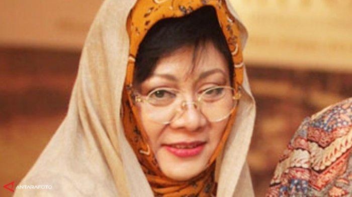 Sosok Mbak Tutut Putri Sulung Soeharto, Pernah Jadi Menteri, Masuk Daftar Orang Terkaya di Indonesia