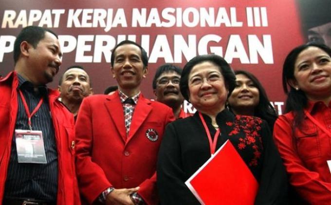Tanpa Jokowi, Nasib PDI Perjuangan di Pemilu 2024 Bakal seperti Partai Demokrat Tanpa SBY Tahun 2014