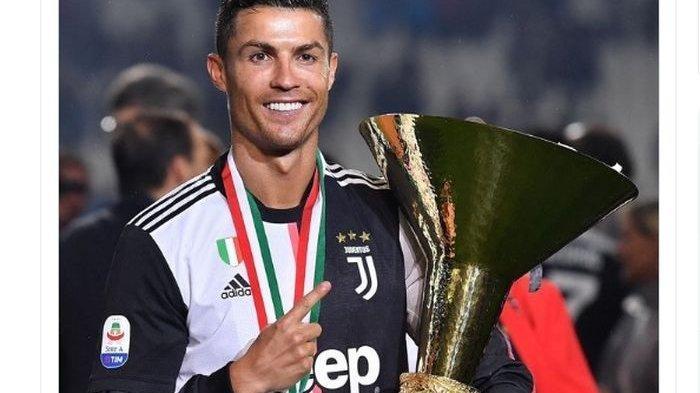 Cristiano Ronaldo Positif Covid-19, Mega Bintang Juventus Bakal Absen di Tiga Pertandingan