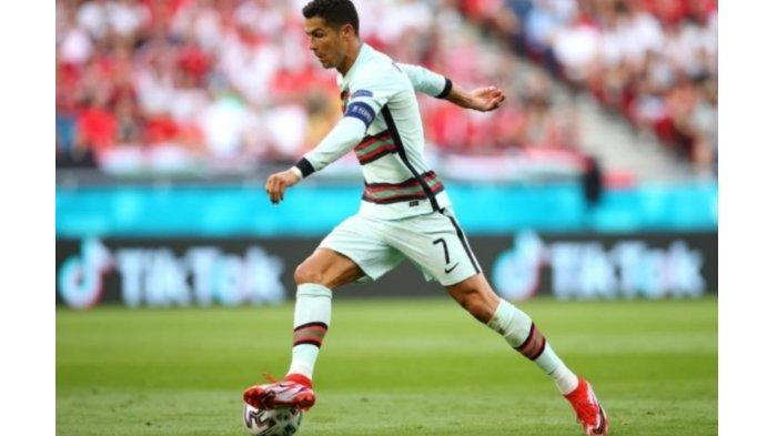 Hasil Euro 2020 Hungaria vs Portugal dengan Skor 0-3, Dua Gol Diantaranya dari Cristiano Ronaldo