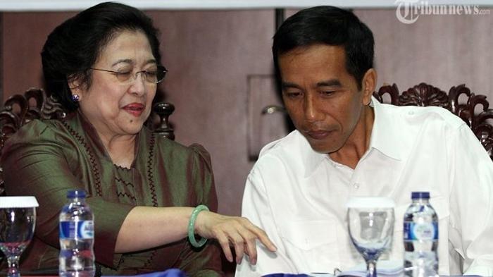 Jokowi Buat Partai Baru, Disebut Bakal Tak Sejalan Lagi Dengan Megawati & Saling Berebut Sumber Daya