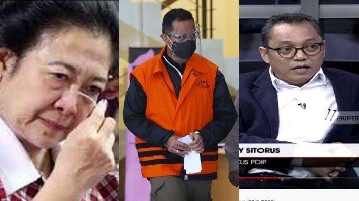 Politikus PDIP: Kita Pertama Tersakiti, Megawati Berderai Air Mata Ingatkan Kader Agar Tidak Korupsi