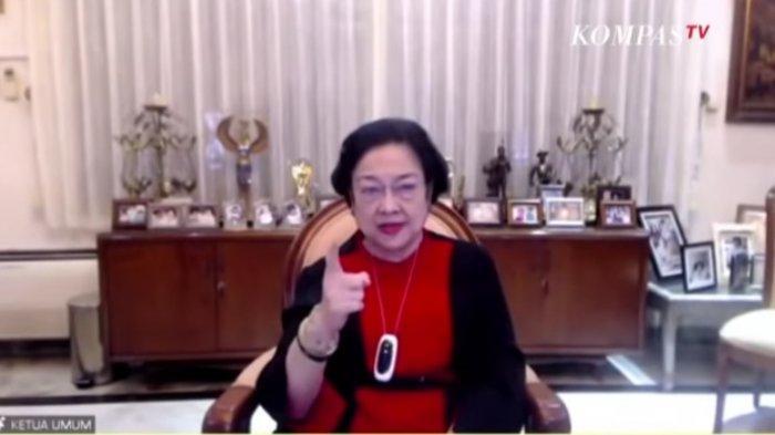 Megawati Soekarnoputri Pertanyakan Kedudukan Jokowi, Luhut: 'Presiden Panglima Tertinggi saat Ini'