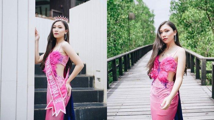 Gadis Cantik Megumi Aime Sumah Minta Masyarakat Mendukung Penerapan Protokol Kesehatan