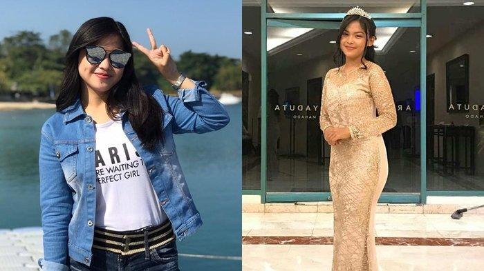 Seperti Ini Aktivitas Perkuliahan Daring Gadis Cantik di Manado