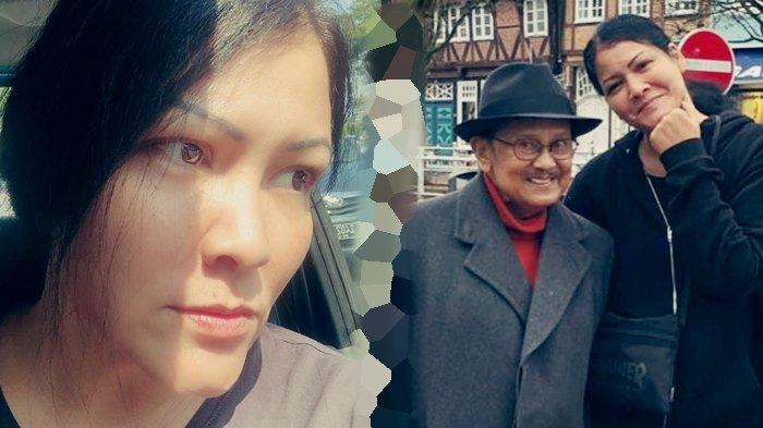 Ditinggal BJ Habibie, Melanie Subono Curahkan Isi Hati Tentang Sosok 'Eyang', Kalimatnya Bikin Haru