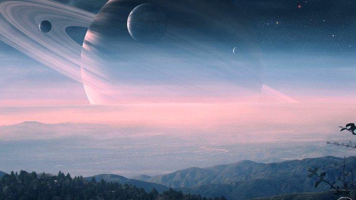 Daftar Fenomena Astronomi 16-22 Desember 2020, Ada Konjungsi Agung Jupiter- Saturnus