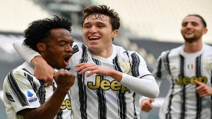 Yang Terjadi Pada Menit 88 Laga Seru Juventus VS Inter Milan, Bianconeri Menang