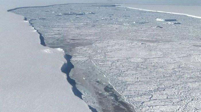 Ilustrasi Antartika