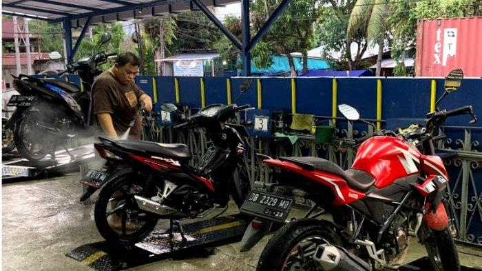 Cari Tempat Cuci Motor di Manado? Ini Tempatnya