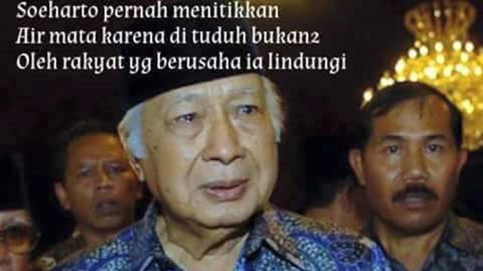 Kisah Tragis Preman Zaman Soeharto, Ditembak Misterius, Mayatnya Dibiarkan di Pinggir Jalan