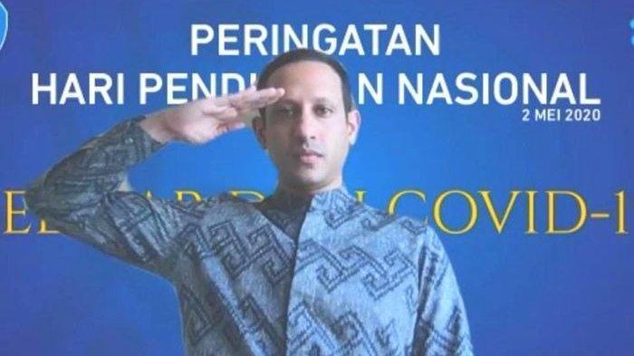 Cak Nanto Minta Jokowi Evaluasi Mendikbud Nadiem Makarim: Diganti Saja Pak Presiden
