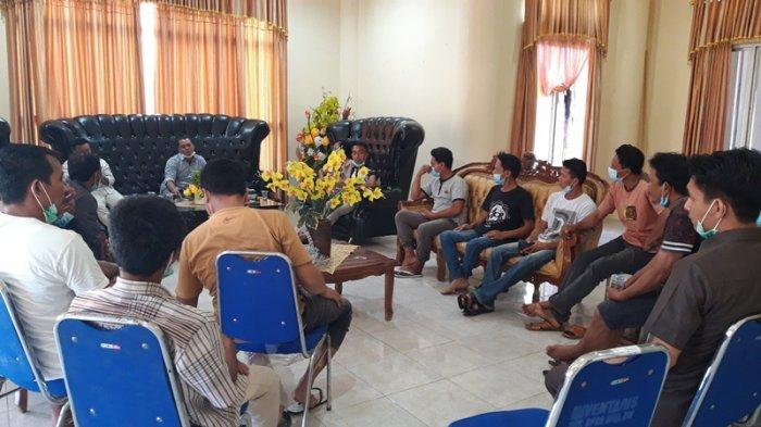 Komisi III DPRD Bolmong Terima Keluhan Soal Hak Ketenagakerjaan Pekerja Outsourcing PT Conch