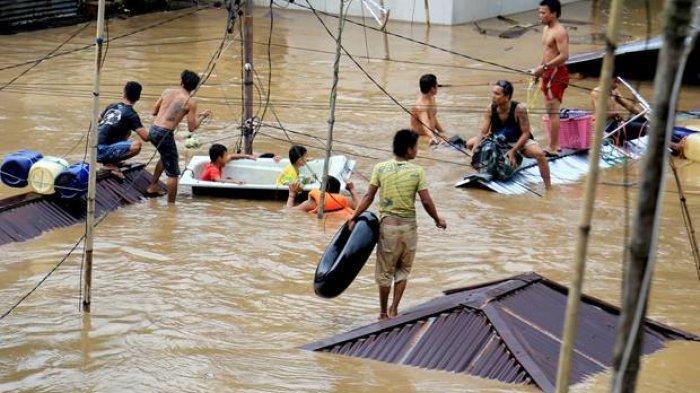MENGENANG 6 Tahun Banjir Bandang Manado, Kisah Warga Berburu Kulkas, Kasur, Meja hingga Babi Hanyut