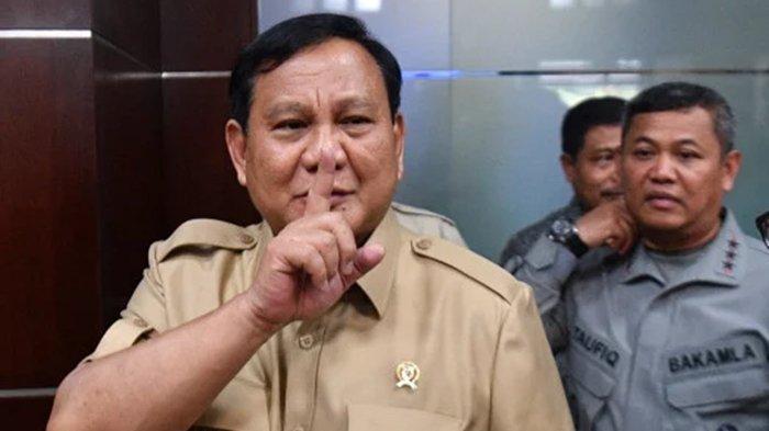 Elektabilitas Capres Terbaru Prabowo Teratas Diikuti 4 Sosok Terkenal Ini, Banyak Puas dengan Jokowi