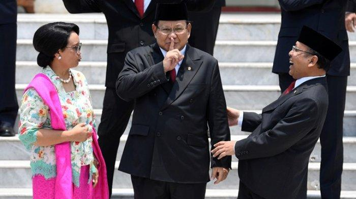 Tanggapan Prabowo soal Terima Gaji, Rumah dan Mobil Dinas, Beda Pernyataan dengan JubirDahnil Anzar