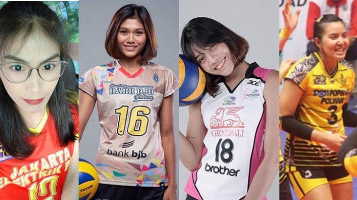 Menilik Pesona 4 Pemain Putri Thailand di Proliga 2019