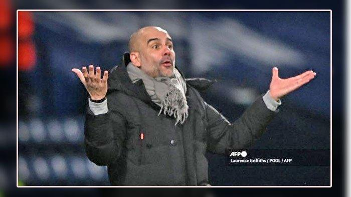 Jelang Laga Manchester City VS Manchester United, Pep Guardiola Tanggapi Soal Jeda International