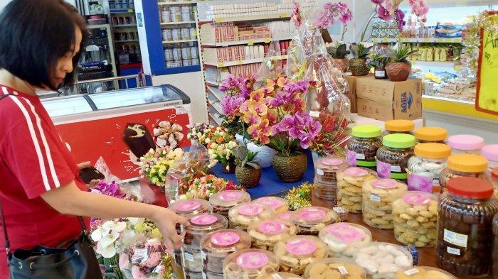 Jelang Natal, Multi Mart Mulai Jual Kue Kering, Ini Daftar Harganya