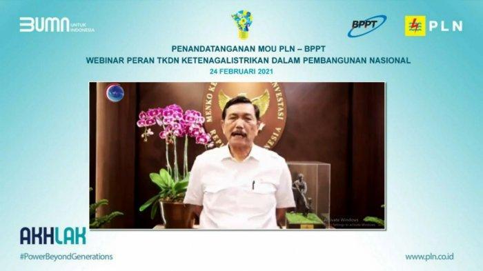 Tingkatkan Penggunaan TKDN Nasional, PLN - BPPT Teken MoU