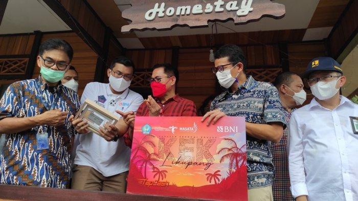 BNI Dukung Pengembangan KEK Pariwisata Likupang, Keluarkan Tapcash Edisi Khusus