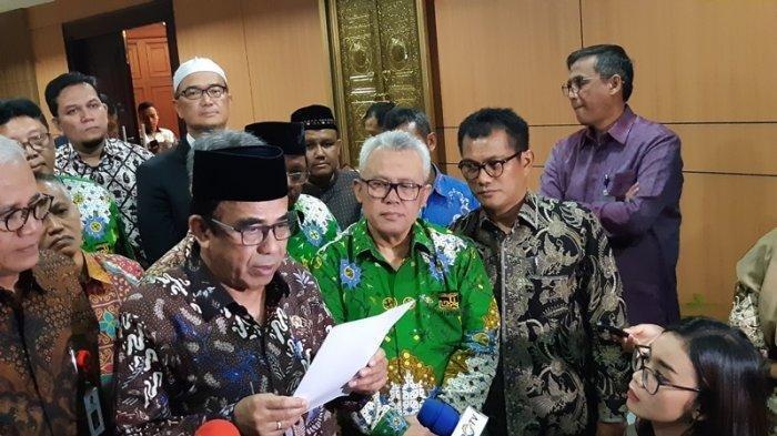 ISI Edaran Baru Kemenag, Diterbitkan Menteri Agama Fachrul Razi Hari Ini Senin (6/4/2020)