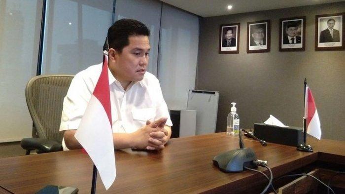 Erick Thohir Sebut Indonesia Mungkin Nanti tak Butuh BUMN hingga Ada 53 Korupsi