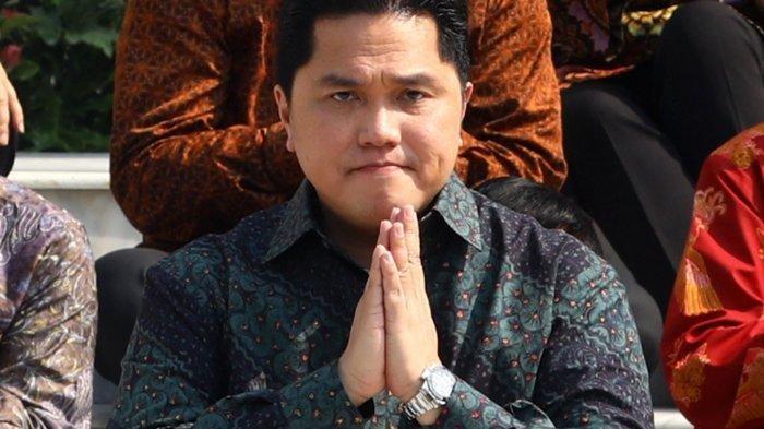 Erick Thohir 'Mundur' dari BUMN Jika Diminta Selesaikan Kasus Krakatau Steel dengan Syarat Ini