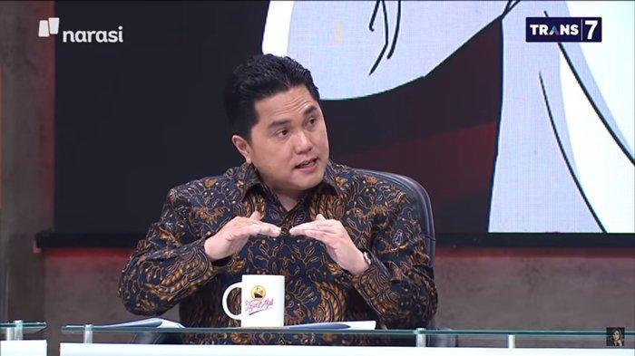 Erick Thohir Ganti Direktur SDM PT Pegadaian, Ini Sosok Direktur Baru
