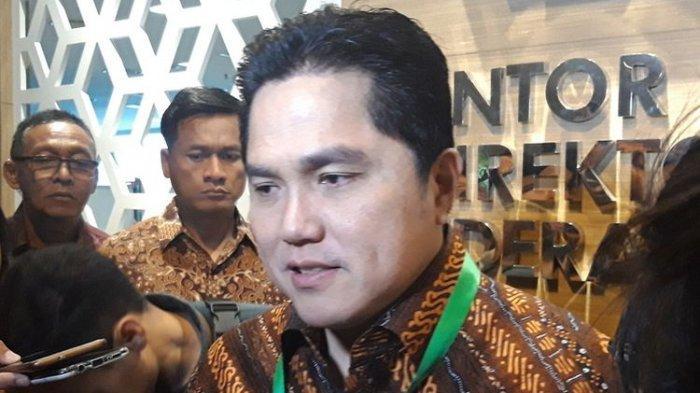 Irfan Setiaputra Ditunjuk Menjadi Direktur Utama Garuda Indonesia, Ini Harapan Erick Thohir