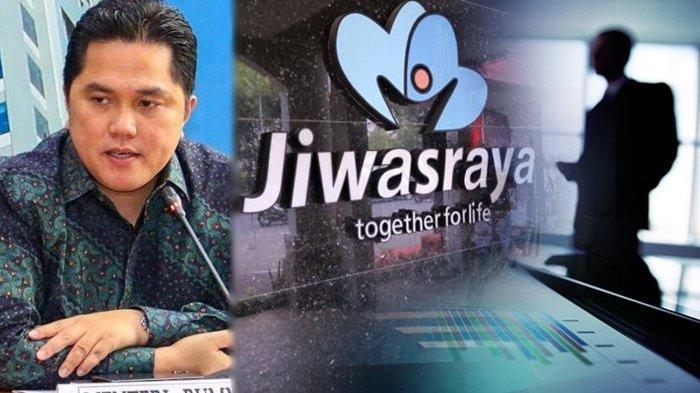 Menteri BUMN Erick Thohir Kembali Diancam, Kini Terkait Kasus Jiwasraya & Asabri, Beri Signal Mundur
