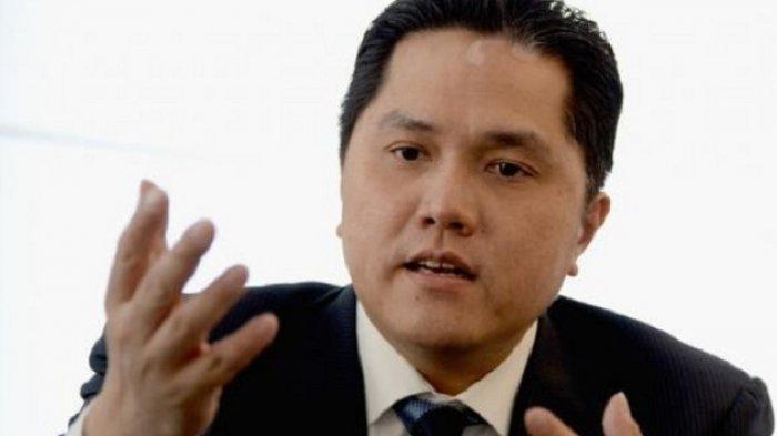 Erick Thohir Siapkan Kejutan Sosok Pejabat Untuk Jadi Dirut Garuda Indonesia di Januari 2020, Siapa?
