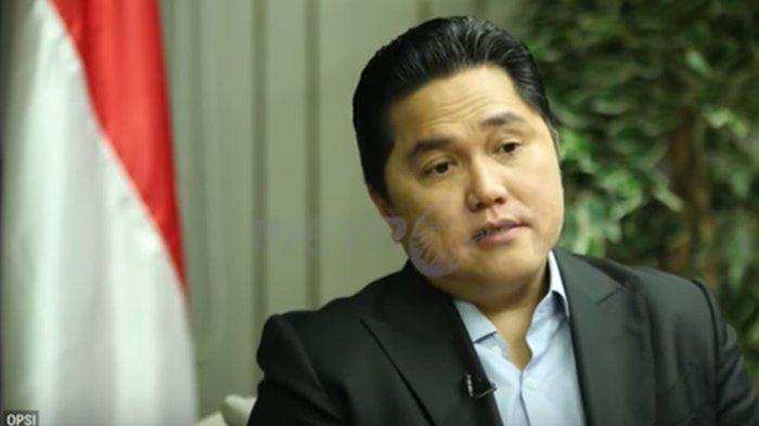 Erick Thohir Masuk BUMN Buat Rakyat Terperanjat, Penyakit Korupsi Stadium 3 Disinggung