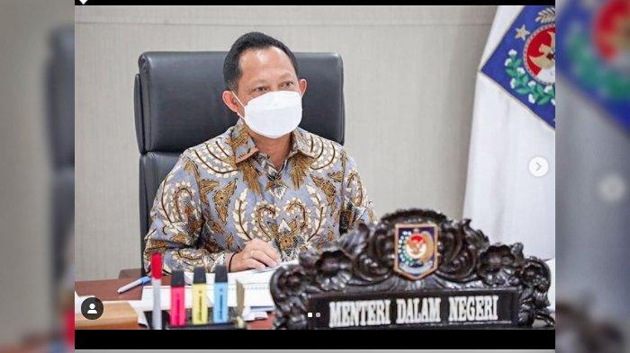 Isi Surat Edaran Mendagri untuk Gubernur, Bupati, dan Wali Kota di Seluruh Indonesia