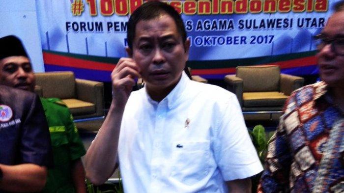 Menteri ESDM Sisipkan ini Pada Dialog Pemuda Lintas Agama di Manado