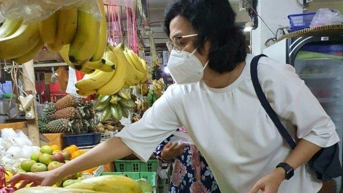 Soal Pajak Sembako, Sri Mulyani Tegaskan untuk Jenis Premium Bukan yang Ada di Pasar Tradisional