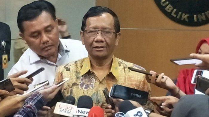 Mahfud MD Temui Dua Menteri Australia, Minta Pengakuan soal Papua: Tak Boleh Diganggu Gugat
