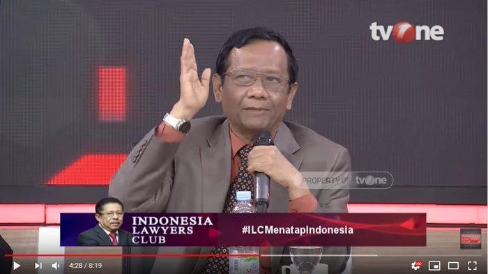 Mahfud MD Beberkan Perbedaan Mencolok Cara Jokowi & Prabowo Raup Suara Rakyat di Pilpres 2019, Apa?