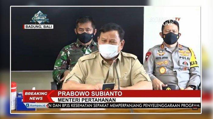 Komitmen NKRI, Prabowo Kans Melejit di Sulut Sebagai Capres 2024