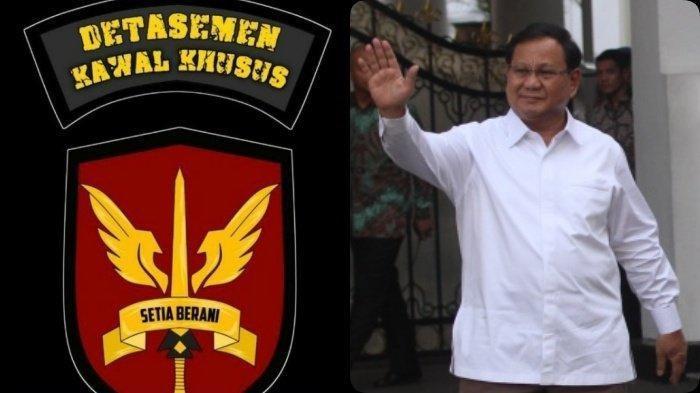 Pasukan yang Dibentuk Prabowo Menuai Polemik, Diisi oleh 100 Orang Terlatih, Digembleng Kopassus