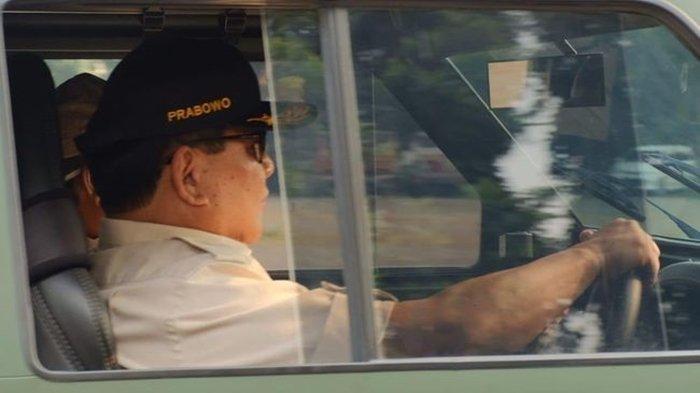 Menteri Pertahanan Prabowo Subianto kunjungi pejabat di Pentagon AS.