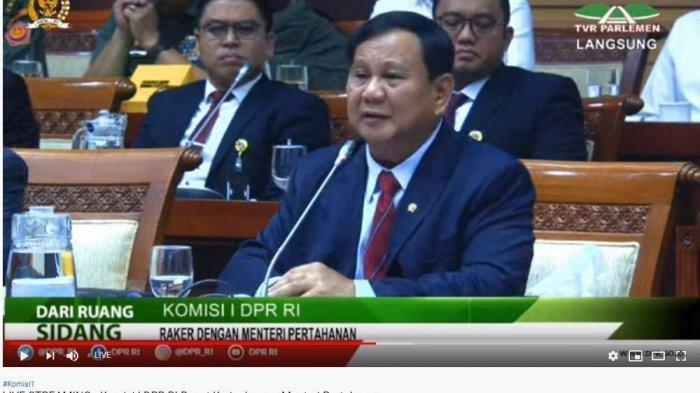Bakal Maju Lagi Pilpres 2024, Prabowo Subianto Mau Satukan Kanwil Kemhan dan Kodam