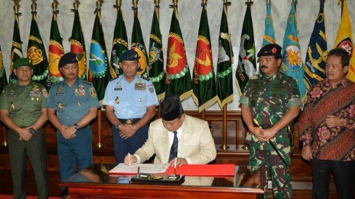 Prabowo Subianto BerencanaTerapkan Pendidikan Militer ke Mahasiswa, Satu Semester