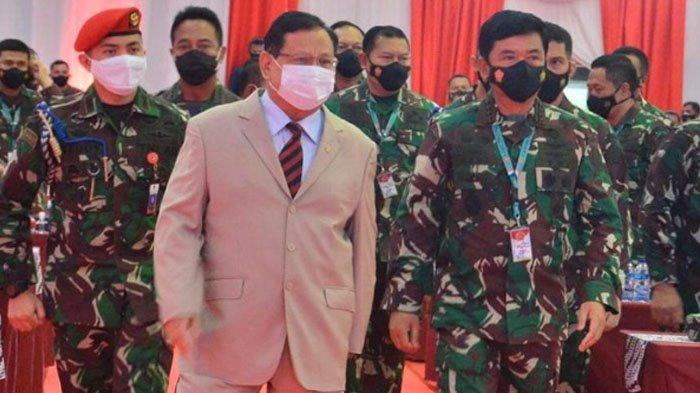 Prabowo Rajai Survei Capres 2024, Ini Tanggapan Gerindra Sulut