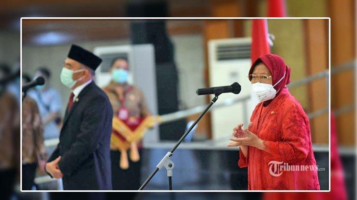 Akmal Malik Sebut Tri Rismaharini Diberhentikan dari Wali Kota Surabaya Saat Dilantik Jadi Menteri